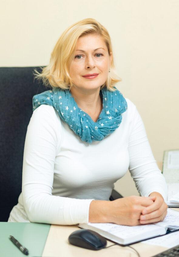 Волкова Наталия Петровна