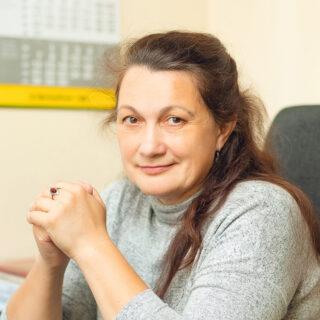 Пожарская Елена Николаевна