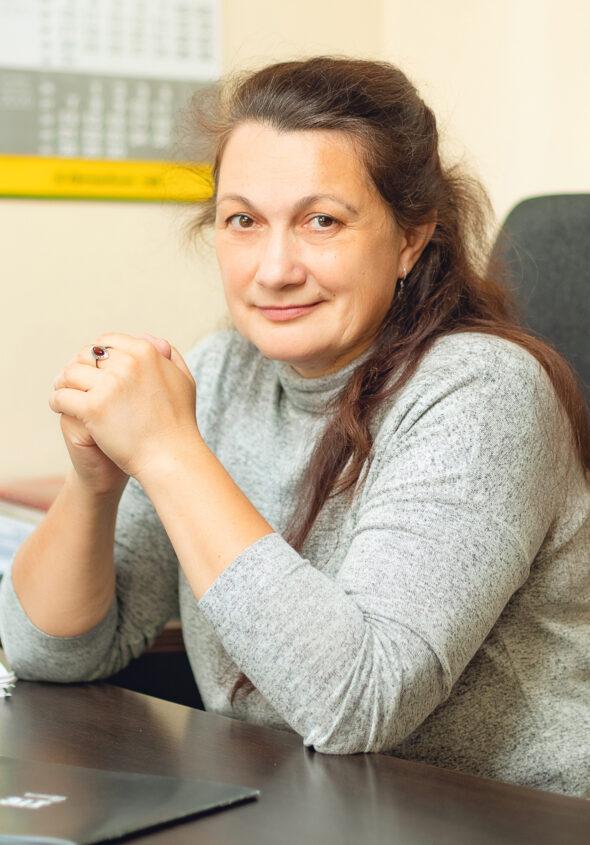Pozharskaya Elena Nikolaevna