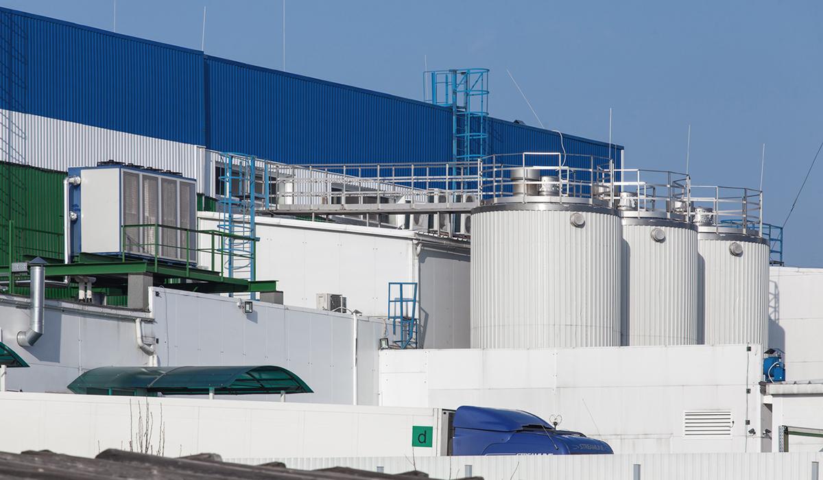 Комплексное управление инвестиционно-строительной деятельностью Шкловского маслодельного завода