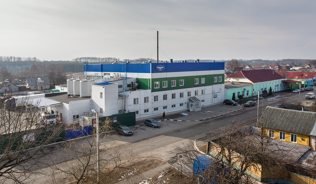 Шклов Юнимилк Danone