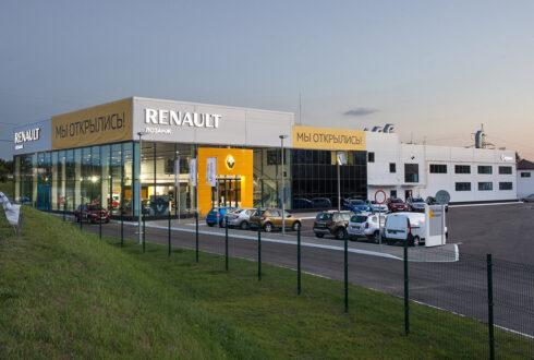Авто-центр Renault