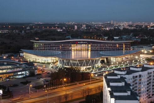 Многофункциональный гостинично-спортивный комплекс, г.Минск