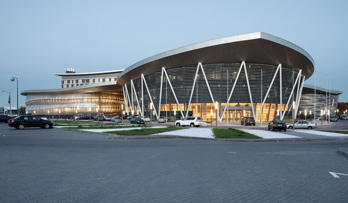 Marriott Минск