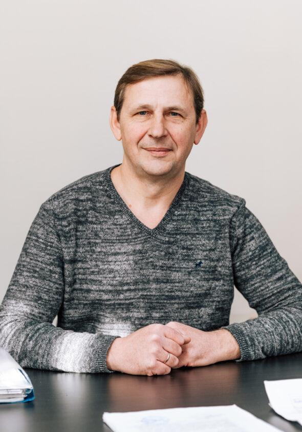 Pahamovich Alexander Ivanovich