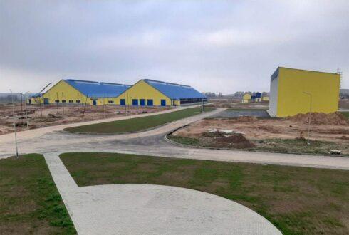 Молочно-товарный комплекс «Пальмира» на 4192 фуражные коровы, Гродненская обл., Сморгонский р-н